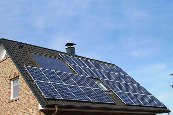 vvs haderslev solceller tag